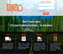 Truck Logics Native Application